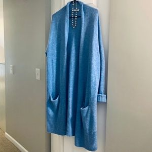 GAP Duster + FREE NECKLACE